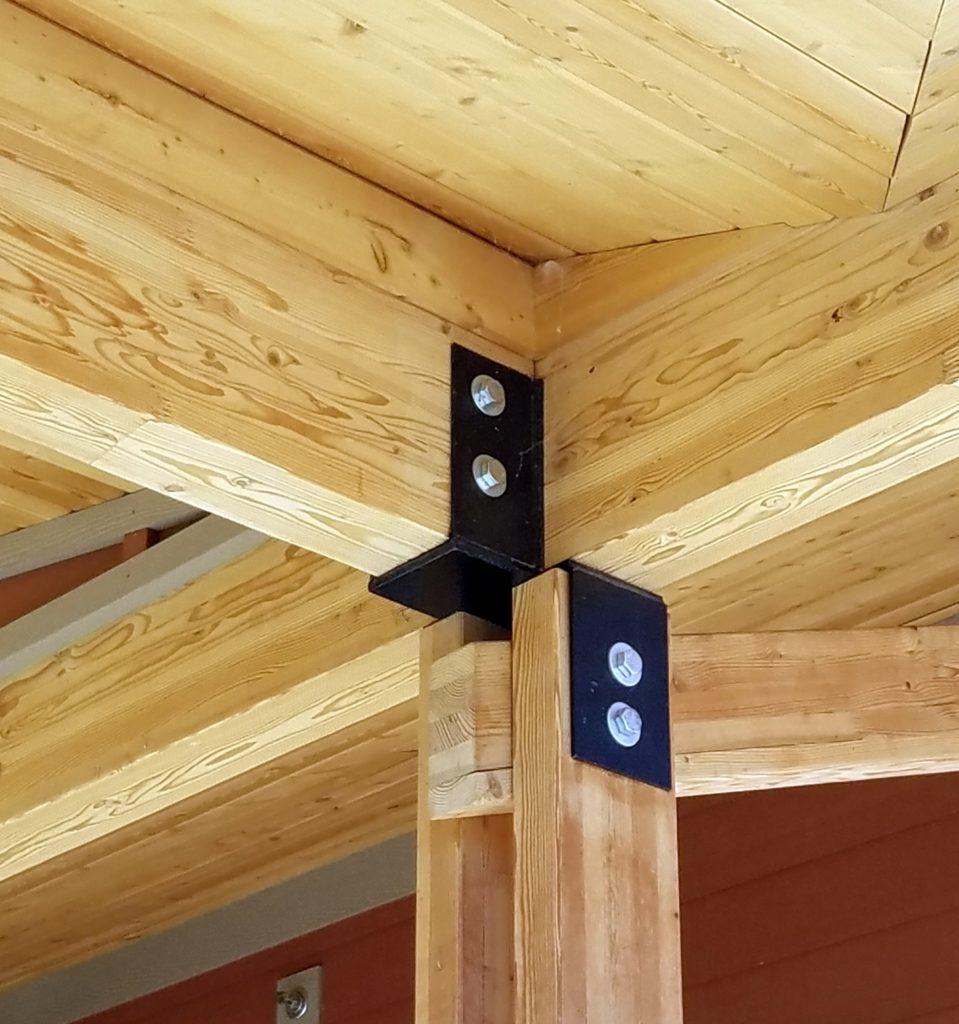 Timber Brackets - Cammeck Equipment